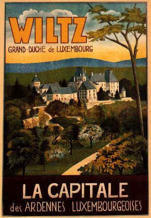 Grand Poster Ville